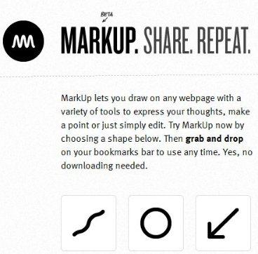 markup.io