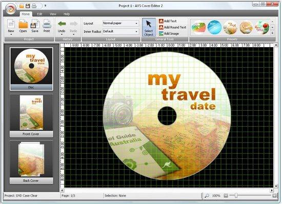 AVS Cover Editor