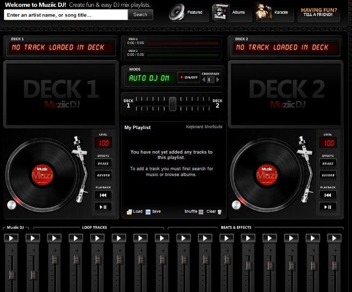 Muziic DJ