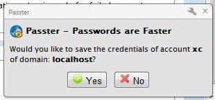 Passter Chrome
