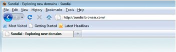 Sundial Browser