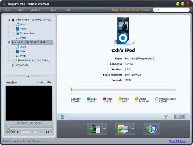iJoysoft iPod Transfer Ultimate