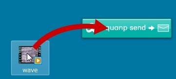 Quanp Send