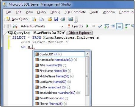 SQL Complete Express
