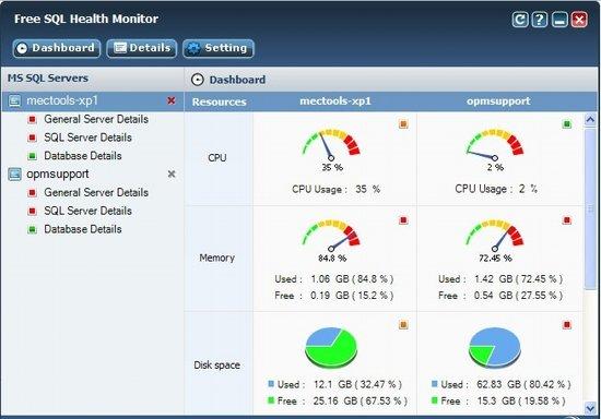 SQL Server Monitor