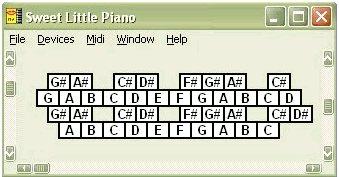 Sweet Little Piano