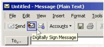Comodo Email Certificate