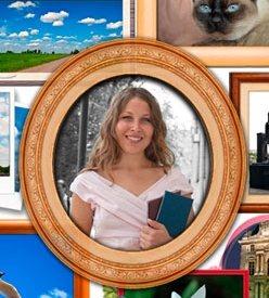 Desktop Photo Frame