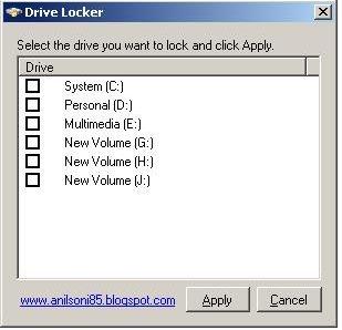 Drive Locker