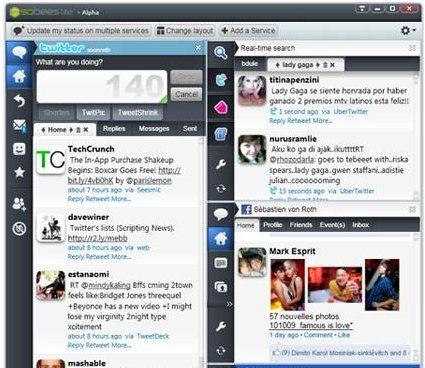 Sobees Desktop