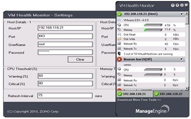 VM Health Monitor