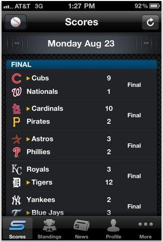 Yahoo Sportacular