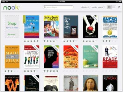 nook app iPad