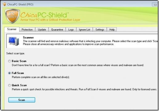 ChicaPC Shield