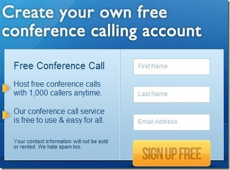 Free Conference