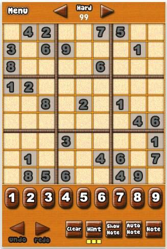Sudoku Free iPad