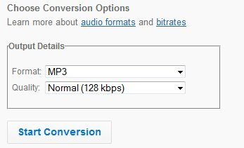audio convert