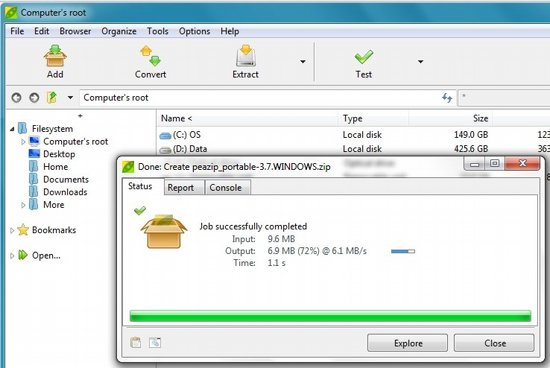 Free Software To Unzip Files