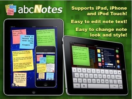 abc notes