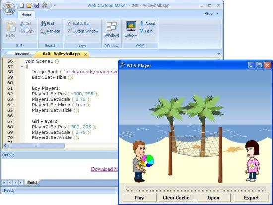 web cartoon maker