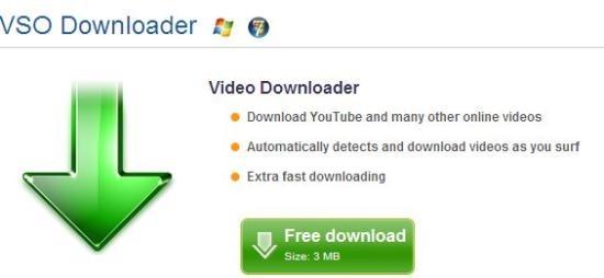 لا حاجة للداون لود مانجر بعد اليوم مع برنامج التحميل التلقائي VSO Downloader 2.9.5.5