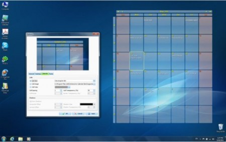 Calendario Windows 10 Su Desktop.Interactive Calendar Free Desktop Calendar Software