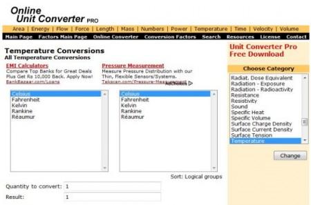 online unit converter pro