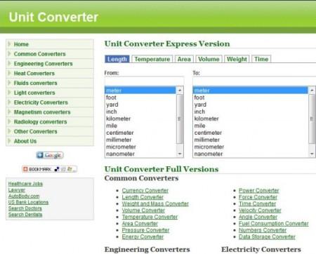 unit converter 5