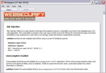 websecurify