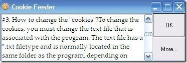 CookieFeeder