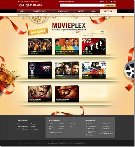 ScreenShot Multiplex