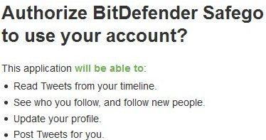 bitdefender authorize page