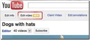 youtube video editor 1