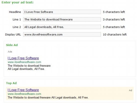 Adwords Previewer