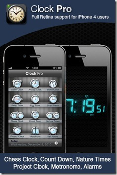 free alarm clock apps for iphone
