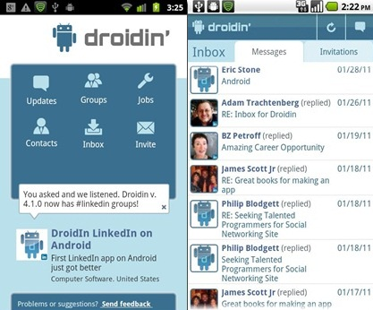 linkedin apps for android 2