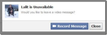 how to video chat on facebook 1
