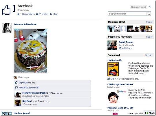Facebook Groups 3