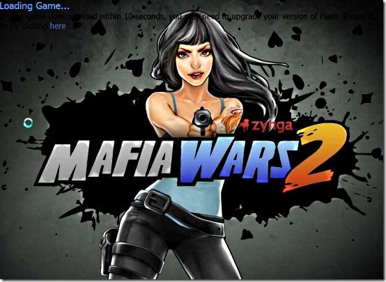Facebook Mafia Wars 2