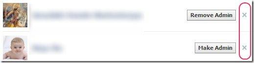 Facebook member removal 2
