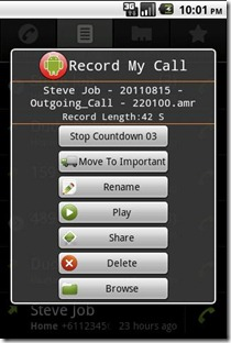 Free Call Recorder Apps for Android