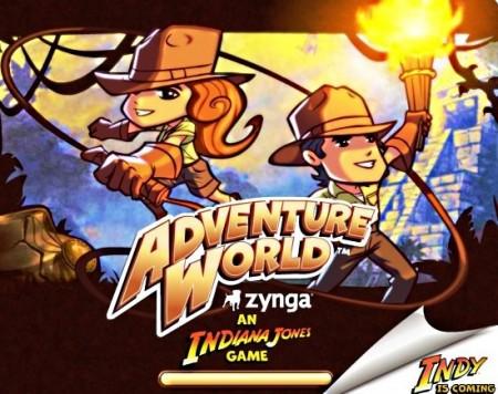 facebook Adventure world
