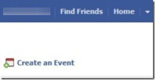 create a facebook event 1