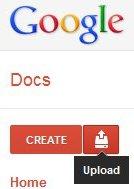 google docs pdf to text