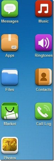 AirDroid Options