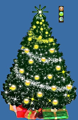 free christmas tree for desktop