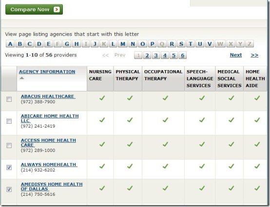Home Health Compare002
