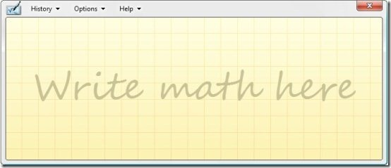 Math Input Panel004