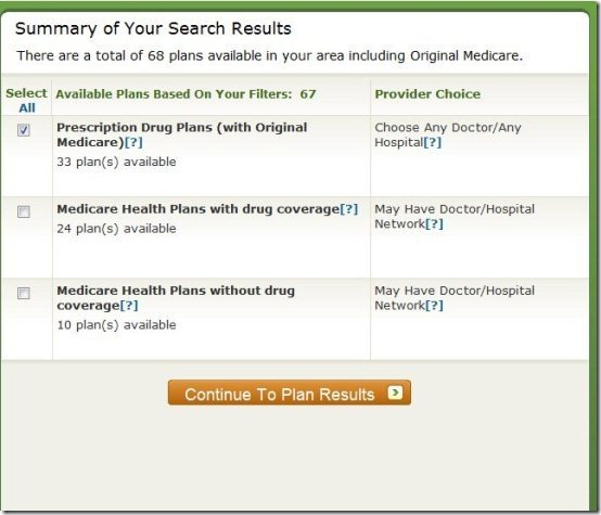 Medicare plan finder003