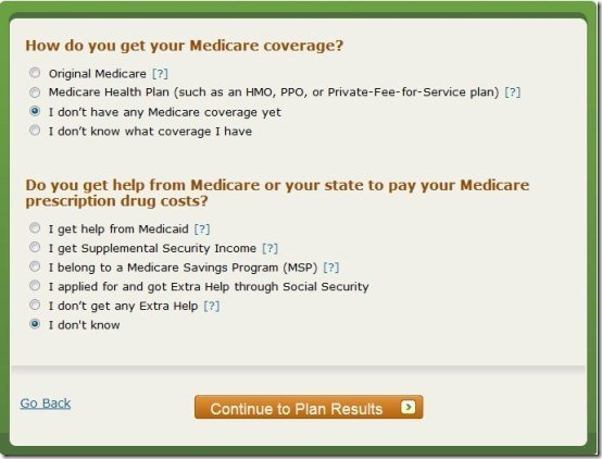 Medicare plan finder006